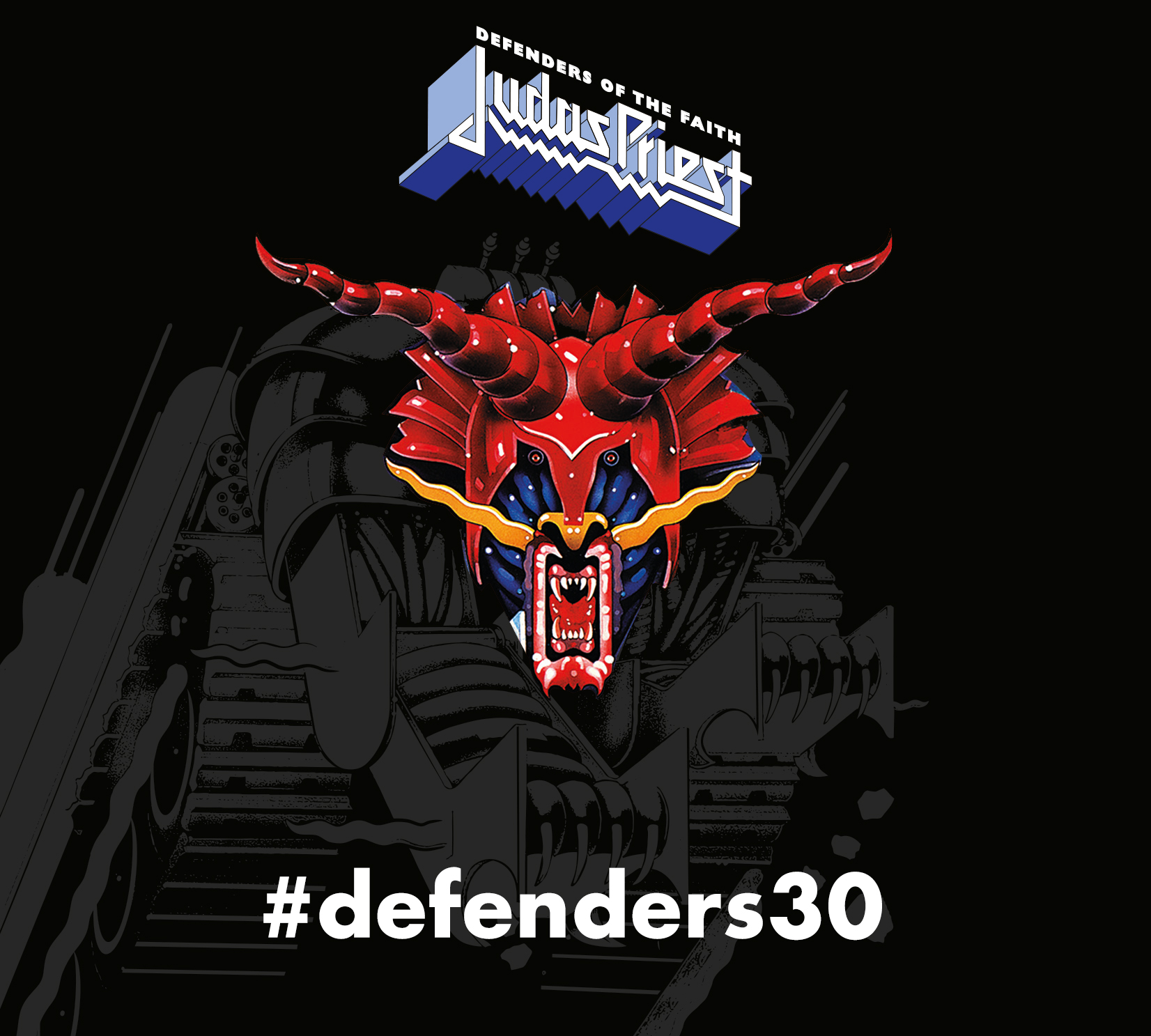 news 39 defenders of the faith 39 special 30th anniversary edition. Black Bedroom Furniture Sets. Home Design Ideas