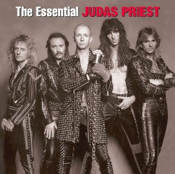 The Essential Judas Priest Cover