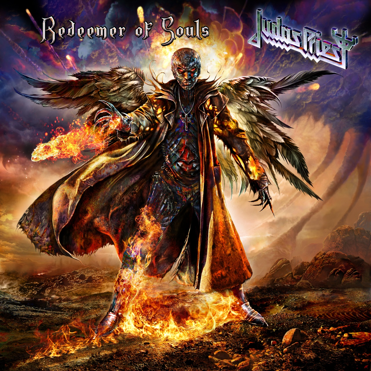 Judas Priest - Redeemer of Souls (Deluxe Version)
