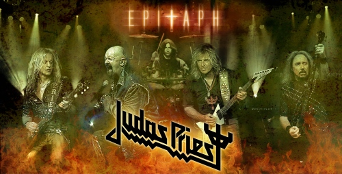 Judas Priest announce farewell EPITAPH World Tour 2011